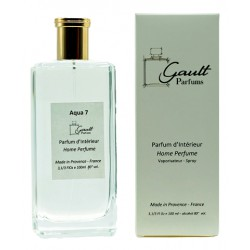 Parfum Aqua 7 : aromatique bergamote - 100 ml